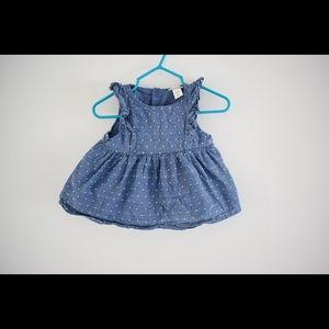 6-9 month Cat & Jack Dress
